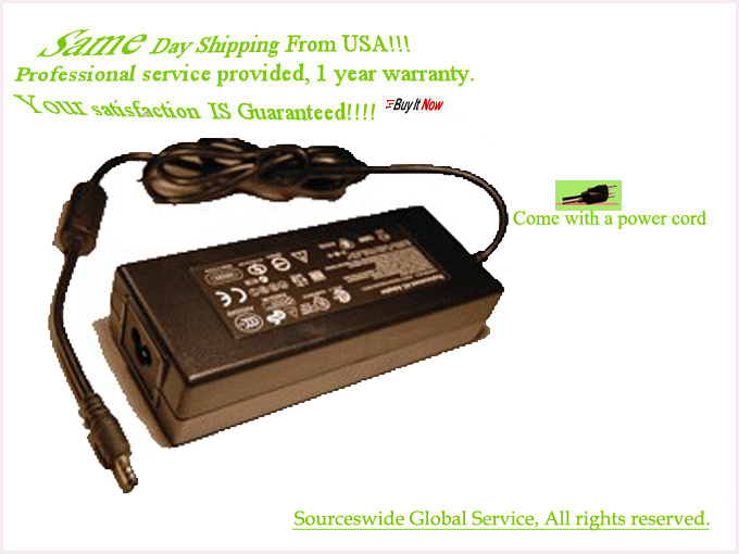 AC Adapter For Toshiba Satellite PN ADP-120ZB BB PA3658E-1AC3 Po