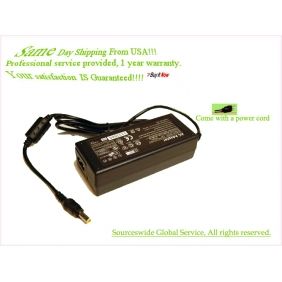 AC Adapter For LG W2486L-PF W2486L LED Flatron Monitor TV HDTV Power Supply Cord Charger
