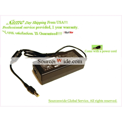 AC Adapter For HP Photosmart A620 A640 A646 Printer Power Supply